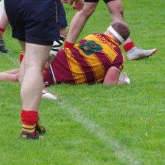 Bury V Clitheroe 1sts