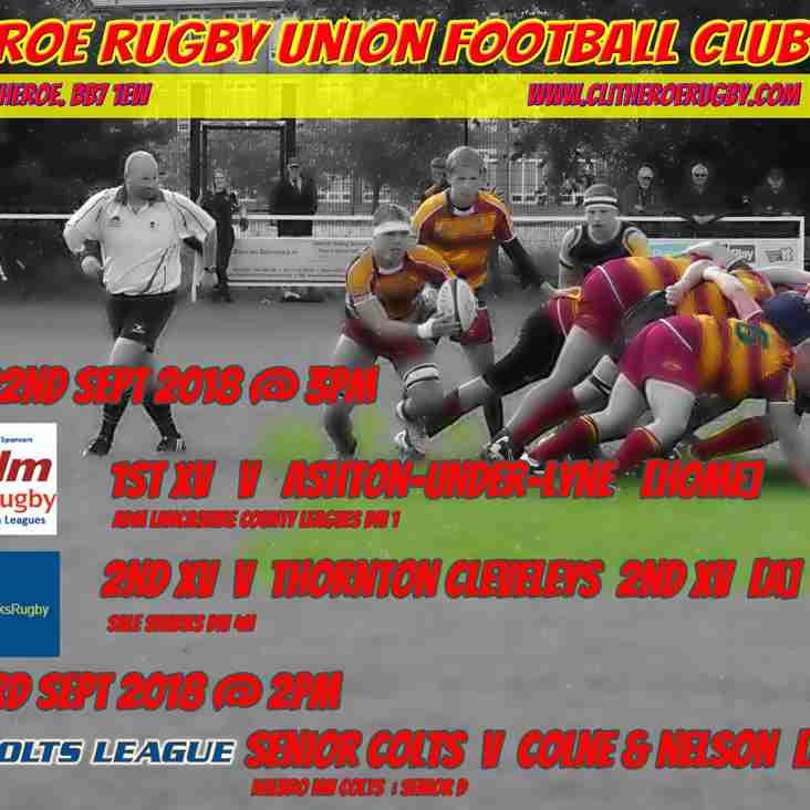 Big Match This Weekend at Littlemoor