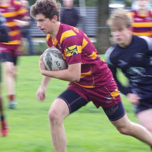 League Leaders too hot for the Maroons