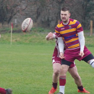 Kirky's Men Undone on the Road