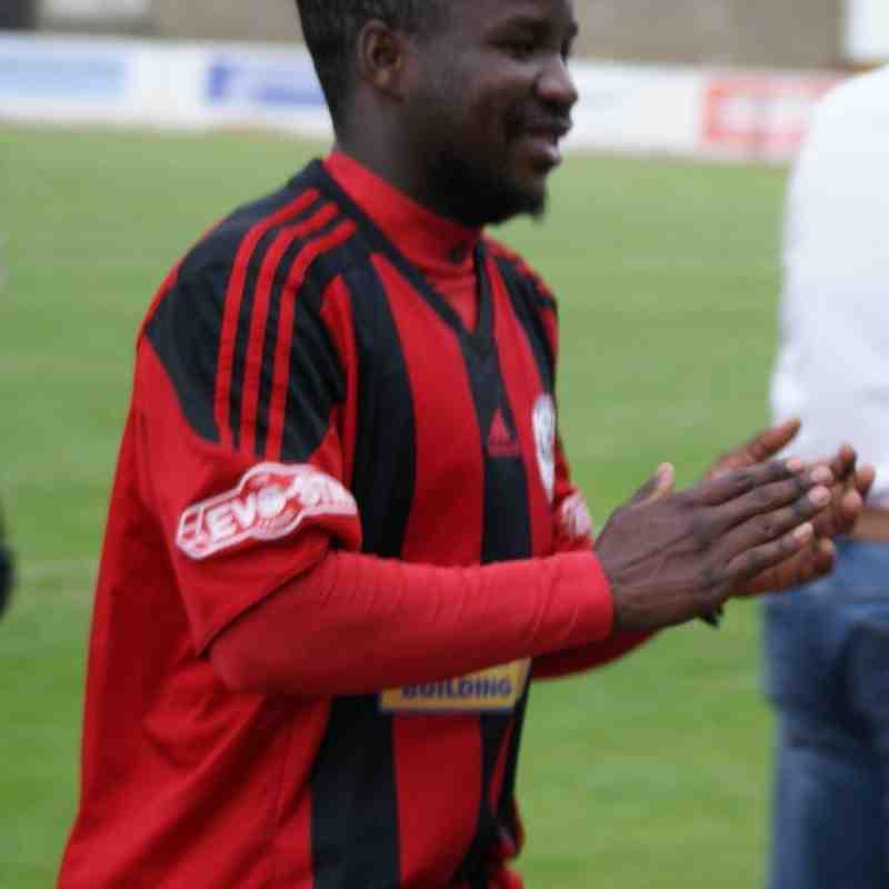 Goole A F C v Burscough F C 1-10-2010
