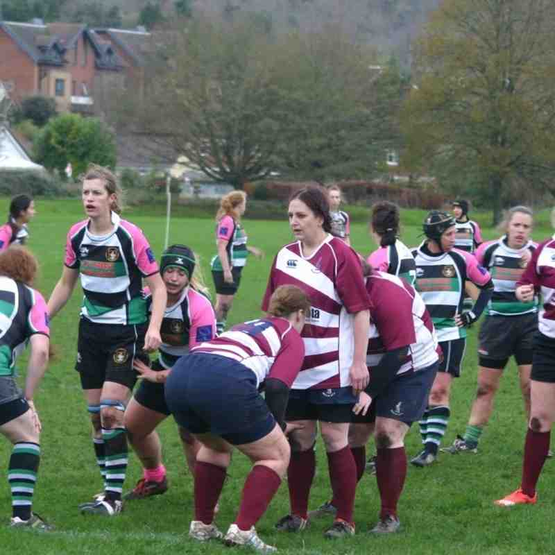 Welwyn Ladies vs Wycombe