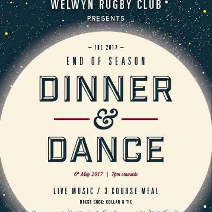 DInner & Dance - Tickets Selling FAST