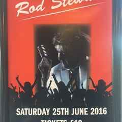 Sir Rod Stewart Tribute Act at VCD