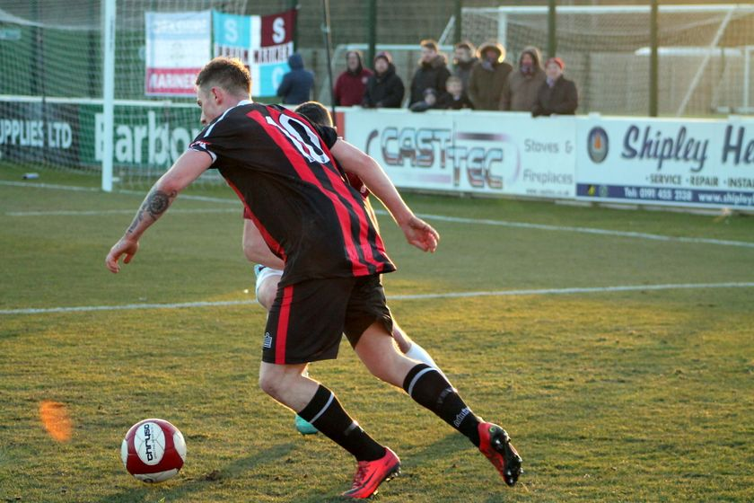 Clitheroe 0-2 Radcliffe FC Report