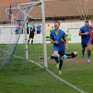 Radcliffe 3 Vs 0 Ossett Town Match Report
