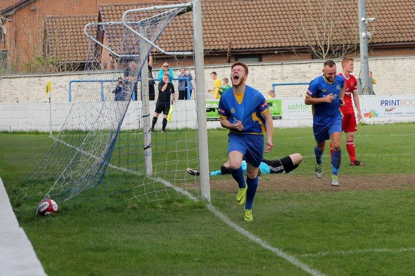 Radcliffe 3 Vs 0 Ossett Town Match Report