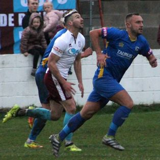 Radcliffe 0 vs 4 South Shields Report
