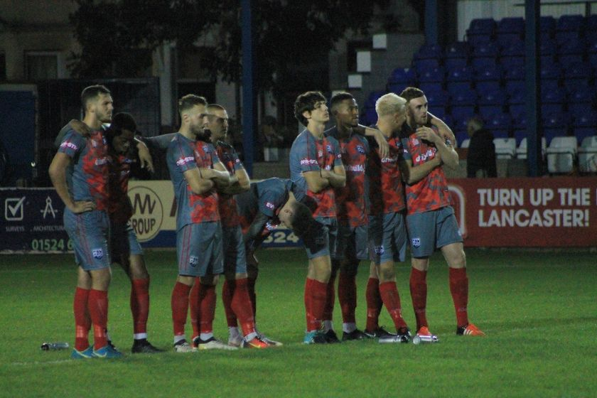Radcliffe Out Of League Cup In Penalty Drama