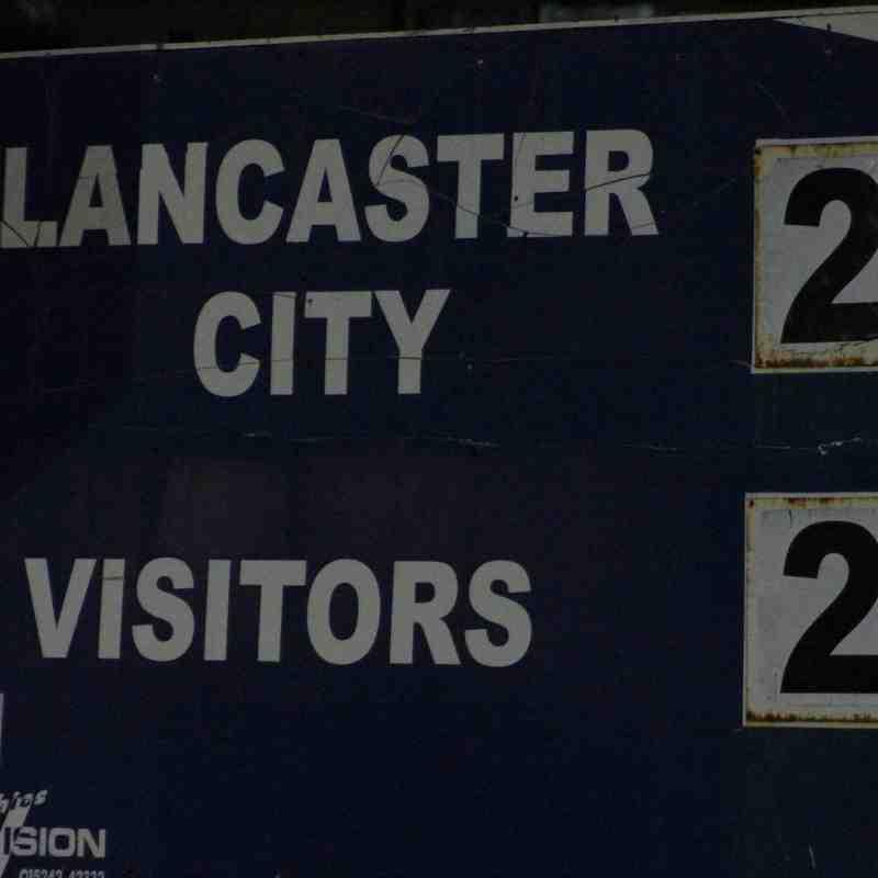 Lancaster Away 18.9.18
