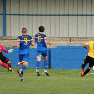Radcliffe 0-2 Skelmersdale