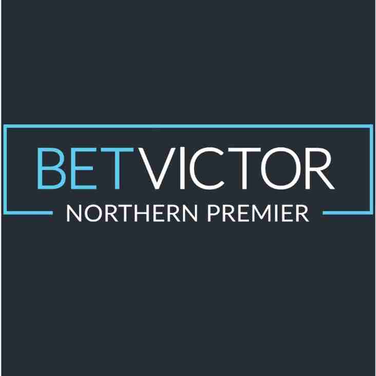 BET VICTOR to sponsor The Northern Premier League