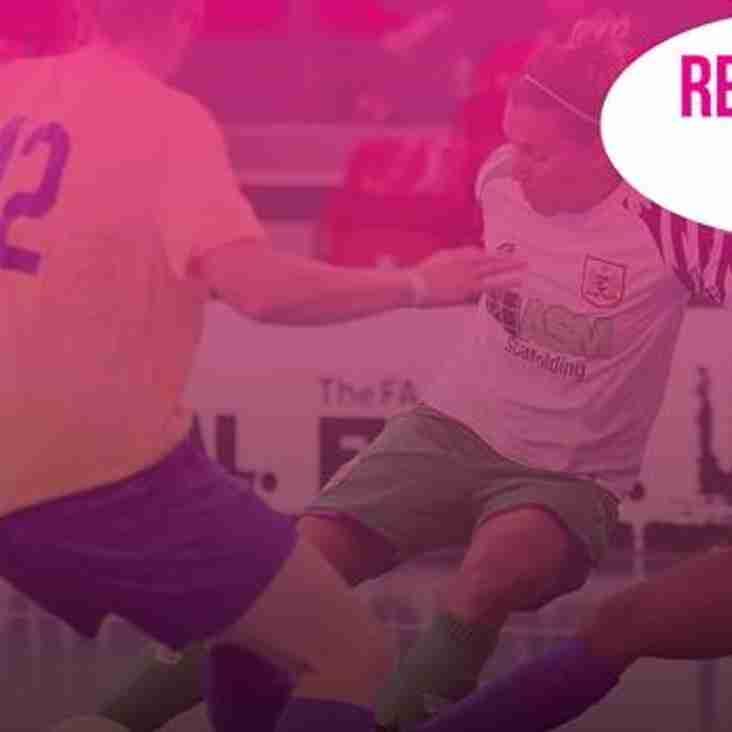 Surrey FA Female Futsal Tournament