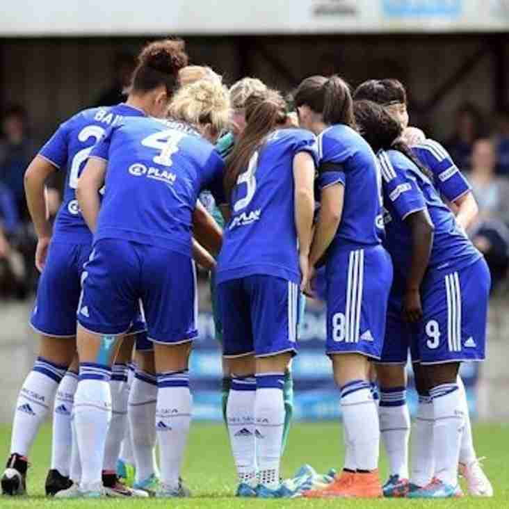 Chelsea Ladies head to the Bridge!