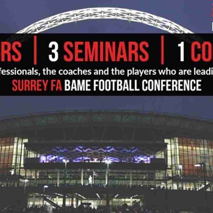 Celebration of BAME Coaches Conference