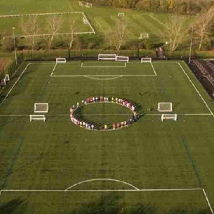 Minute's Silence for Columbian Plane Crash Victims