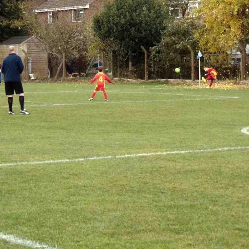 Banbury United v Bloxham FC Under 7's