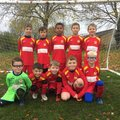 Banbury United Youth U8 vs. Deddington Town Colts U8