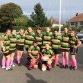 LRUFC Pink Warrior Ladies beat Liverpool Collegiate Ladies 0 - 71