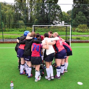 Ladies 3s continue to Reign in the Rain!