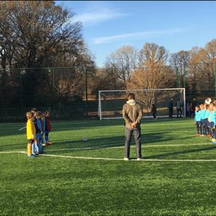 U9: Lewis' Ifield Galaxy match report