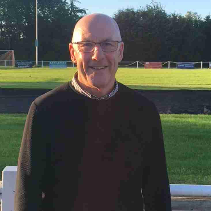 Paul Howard takes up the position of President