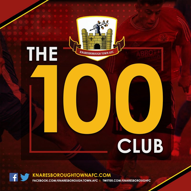 Have you joined our 100 Club?