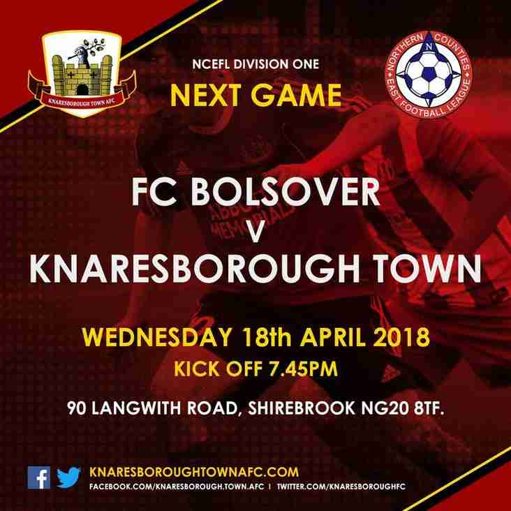 18.4.18 - Bolsover vs Knaresborough Town