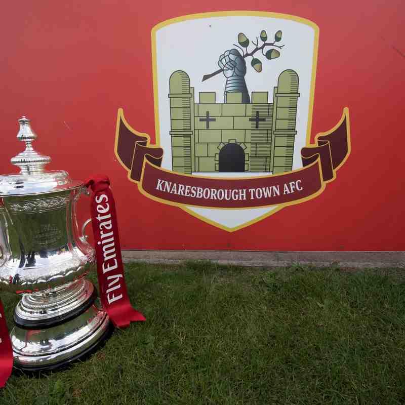 FA Cup visits Manse Lane