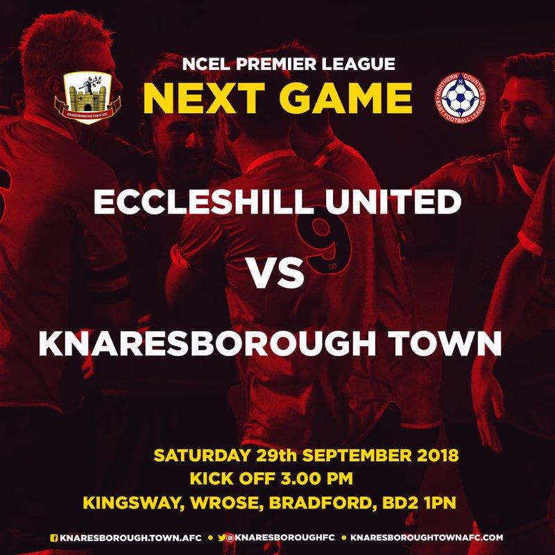 29.9.18 - Eccleshill Utd v Knaresborough Town