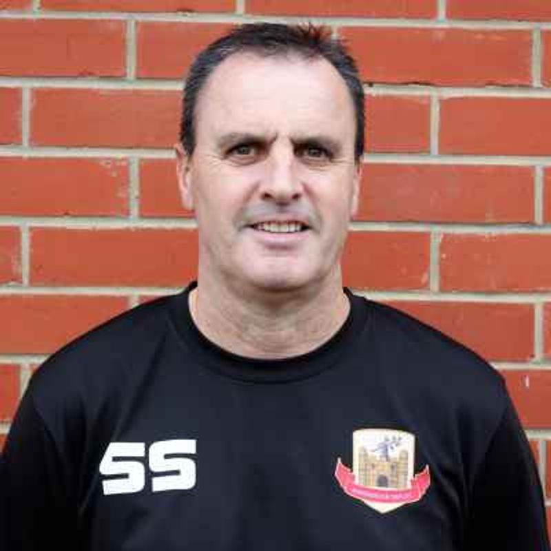 Stuart Stockton steps down as joint Team Manager of the Reserves