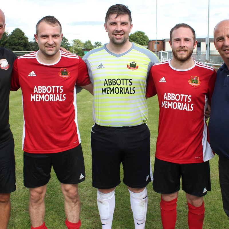 New Signings Confirmed - Luke Harrop, Dom Smith & Andy Cooper