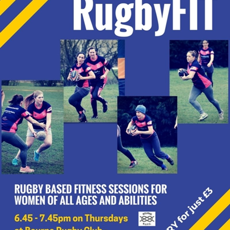 RugbyFIT for Women is back!