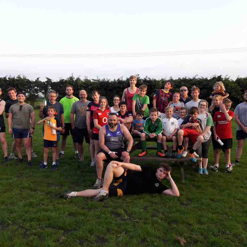 Touch Rugby - Summer 2017