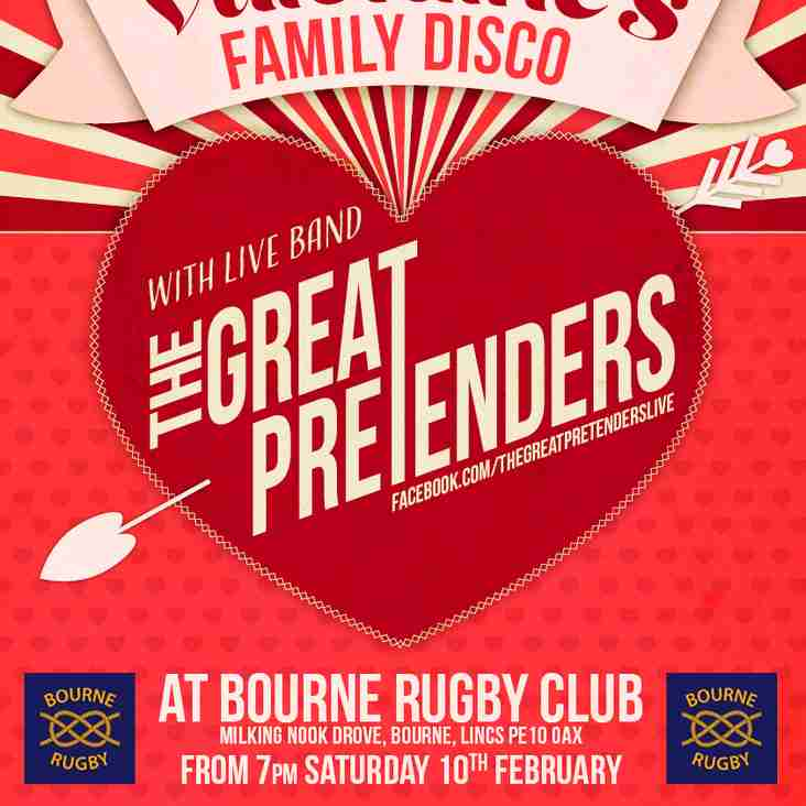 The Great Pretenders - 10th February