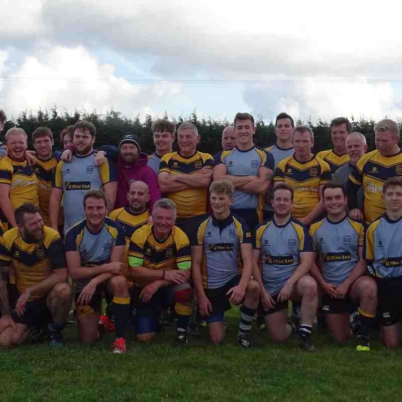 Alan Lock Memorial Match team photos 11.11.17
