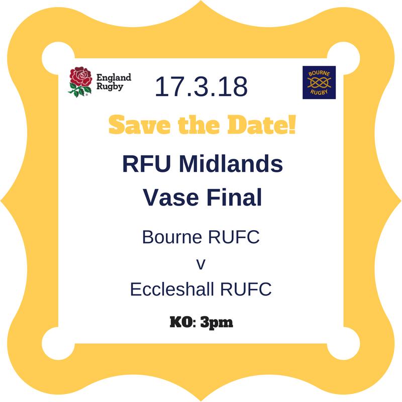 RFU Midlands Vase Final