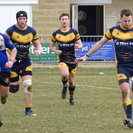 First ever away win at Brackley for 1st XV