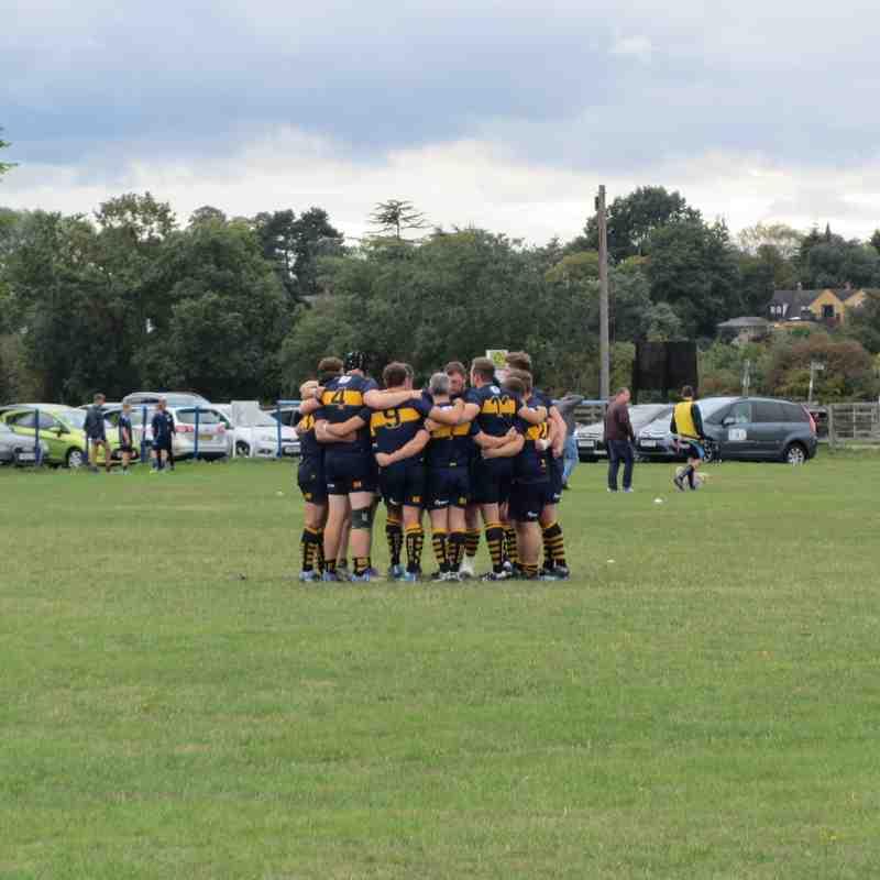 St Neots v Bourne league match 8.9.18