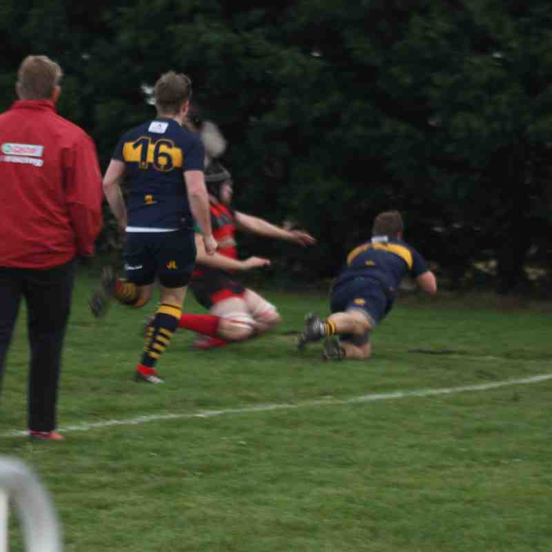 Bourne v Sleaford RFU Cup 10.11.18 ('unofficial' photos)