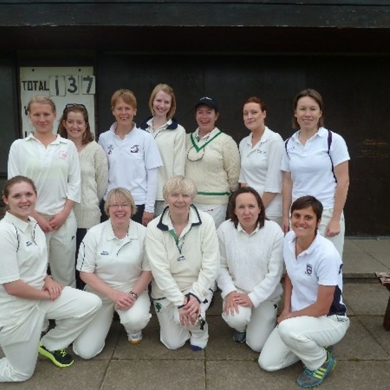 Battisford & District CC - Womens 1st XI 99/7 - 142/2 Hadleigh CC, Suffolk - Womens 1st XI