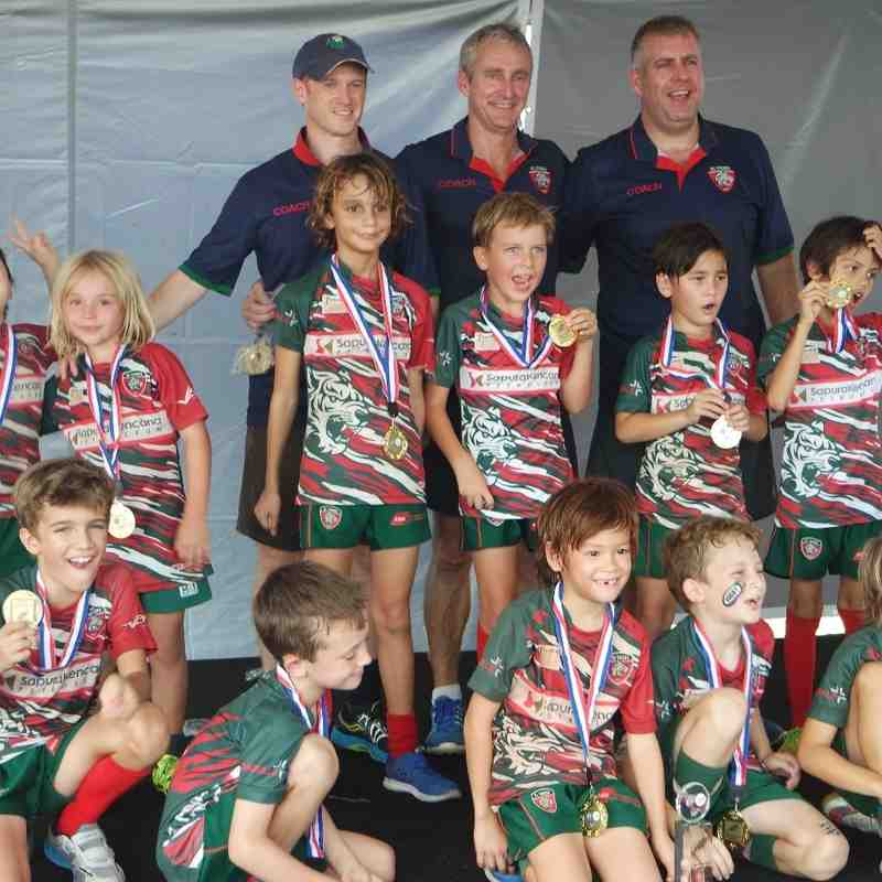 Under 8's Epsom - Cup Final Winners