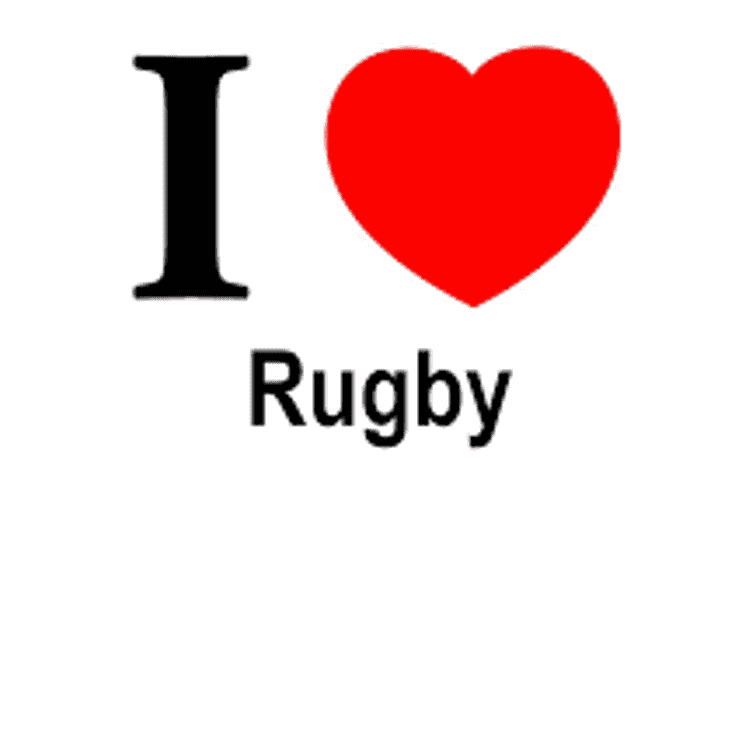 Love Rugby ........
