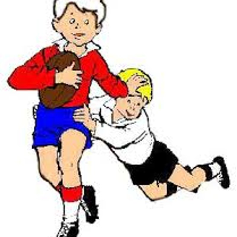 Orrell RUFC Mini Rugby this Sunday, 26th March