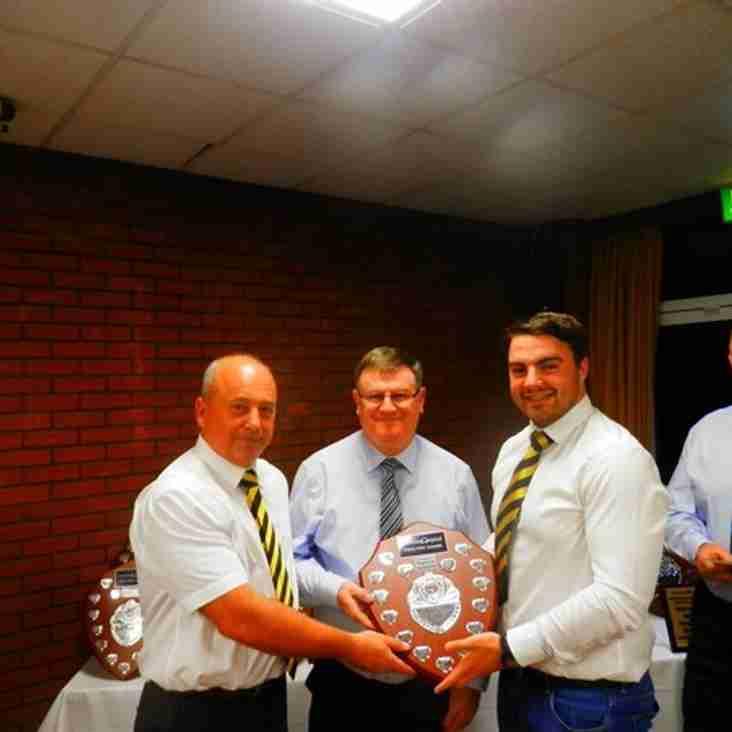 Champions: Raging Bull League Division 5 North Winners Presentation