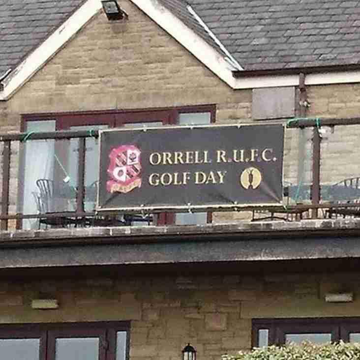 Orrell RUFC Golf Day 2017