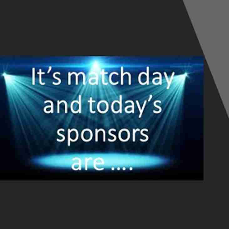 SPOTLIGHT ON TODAY'S MATCH & TEAM SPONSORS