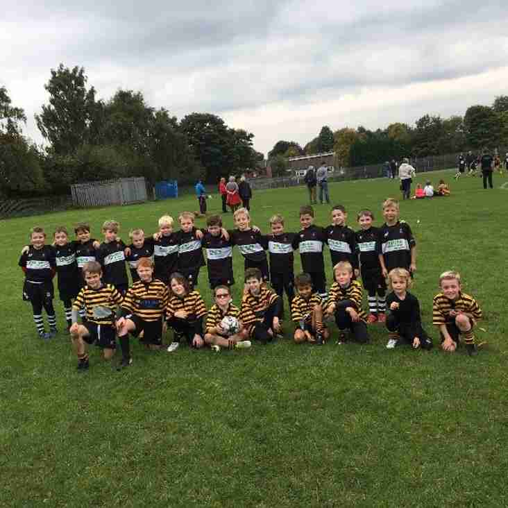 Our Minis also had a fantastic start to the season