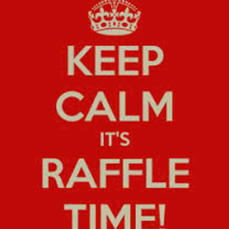 Not long now till our Mini and Junior Raffle Draw