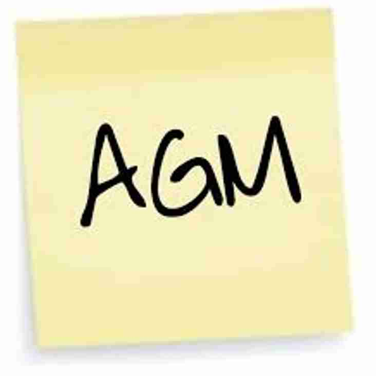 It's that time of year again....... It's the Orrell RUFC Annual General Meeting